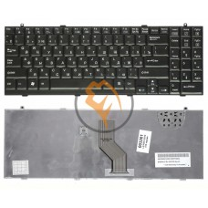 Клавиатура для ноутбука LG R510 S510 510 черная рамка, черная RU
