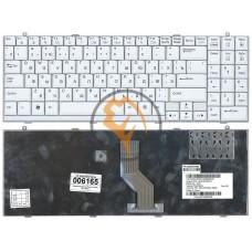 Клавиатура для ноутбука LG Xnote P510 белая RU