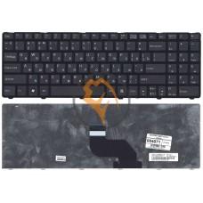 Клавиатура для ноутбука MSI CR640 CX640 черная рамка, черная RU