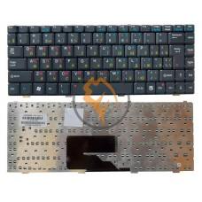 Клавиатура для ноутбука MSI Megabook S250 черная RU