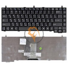 Клавиатура для ноутбука MSI Megabook VR330X VR330XB VR330 черная RU