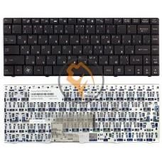 Клавиатура для ноутбука MSI X-Slim X320 черная RU