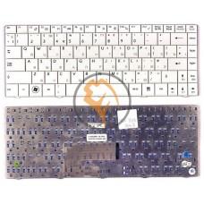 Клавиатура для ноутбука MSI X-Slim X340 белая RU