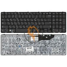 Клавиатура для ноутбука Samsung 350E7C 355E7C черная рамка, черная RU