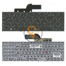Клавиатура для ноутбука Samsung 355V5C без рамки, черная RU