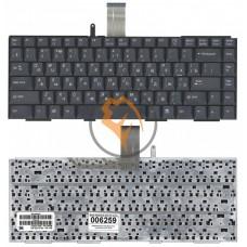 Клавиатура для ноутбука Sony Keyboard Unit FX черная RU
