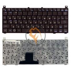 Клавиатура для ноутбука Toshiba Mini NB100 NB105 черная RU