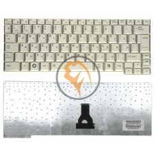 Клавиатура для ноутбука Toshiba Portege A600 A603 R600 R601 R603 вертикальный enter, серебристая RU