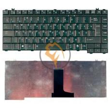 Клавиатура для ноутбука Toshiba Satellite A300 черная RU