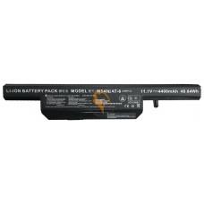 Аккумуляторная батарея Clevo W550 W540BAT-6 4400mah
