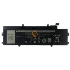 Аккумуляторная батарея Dell 5R9DD Chromebook 11 3120 P22T 43Wh