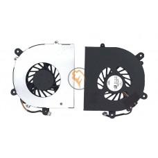 Вентилятор Clevo P150, P170, P370, P570 CPU 5V 0.5A 3-pin ADDA