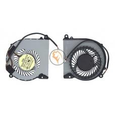 Вентилятор Clevo P651SE 5V 0.5A 3-pin Brushless