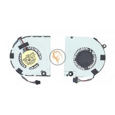 Вентилятор Dell Inspiron 13Z 5V 0.4A 4-pin Forcecon закрытый