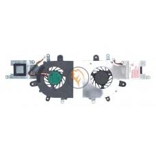 Система охлаждения Clevo Casper M1100 5V 0.3A 3-pin ADDA