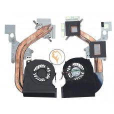 Система охлаждения Acer Aspire 4750 ver.1 5V 0.5A 4-pin Sunon