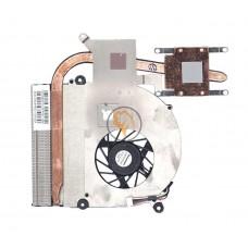 Система охлаждения Asus K40, K50, X5DAB, X5DIJ, K50IJ, K70AB, X70AB5V 0,32А 4-pin Panasonic