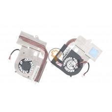 Система охлаждения Asus Eee PC S101 5V 0,3А 4-pin Brushless