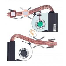 Система охлаждения Asus K55D, K55DR 5V 0,45А 3-pin ADDA