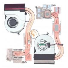 Система охлаждения Asus N551, N551J 5V 0,45А 4-pin SUNON