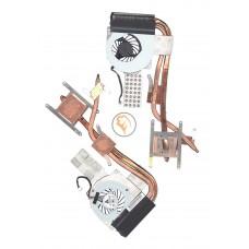 Система охлаждения Asus A40D, A42D, K42D, R42, X42D 5V 0,4А 4-pin Brushless
