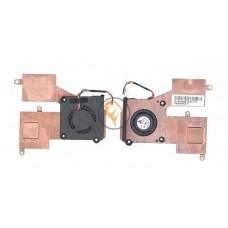 Система охлаждения Asus Eee PC 1001PX 5V 0,4А 4-pin Brushless
