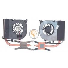 Система охлаждения Asus F6, F6E, F6E-1A 5V 0,5А 4-pin Forcecon