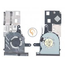 Система охлаждения Dell Inspiron 14 3451, 3452, 15 3551, 3552 5V 0.5A 3-pin FCN