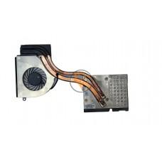 Система охлаждения HP ZBook 17 5V 4-pin