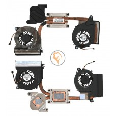 Система охлаждения HP Envy 14 5V 0,35А 3-pin DELTA