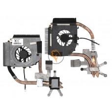 Система охлаждения HP Pavilion DV5 (AMD) 5V 0,38А 3-pin DELTA