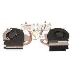 Система охлаждения HP Presario CQ43 (Intel Pentium c интегр. видео) 5V 0,4А 3-pin Forcecon