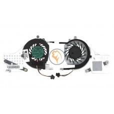Система охлаждения HP mini CQ10 5V 0,4А 3-pin Kipo