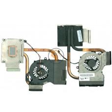 Система охлаждения HP Pavilion DV6-6000 (AMD c интегр. видео) 5V 0,4А 4-pin DELTA
