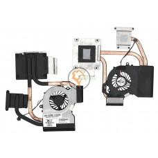 Система охлаждения HP Pavilion DV7-6000 (AMD) 5V 0,4А 4-pin DELTA