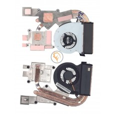 Система охлаждения Lenovo IdeaPad Y400 (Intel I3, I5) ver.2 5V 0,45А 4-pin Sunon