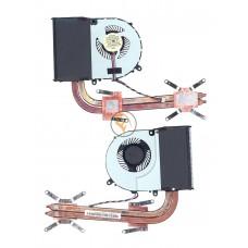 Система охлаждения Lenovo IdeaPad G700 VER-1 5V 0,5А 4-pin Brushless