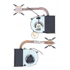 Система охлаждения Lenovo IdeaPad G700 VER-2 5V 0,5А 4-pin Brushless