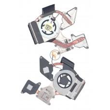 Система охлаждения Samsung NP-R620, R520, R522 5V 0,5А 3-pin Forcecon