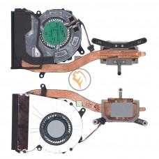 Система охлаждения Sony VAIO SVF13N 5V 0,5А 3-pin Adda