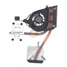 Система охлаждения Toshiba Satellite L650D 5V 0,5А 3-pin