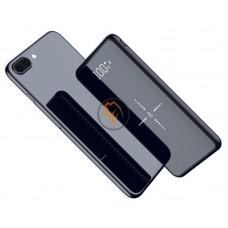QI беспроводной внешний аккумулятор Power Bank 10000mAh черный