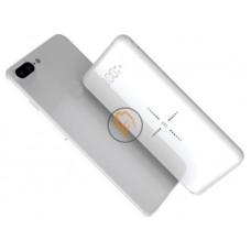QI беспроводной внешний аккумулятор Power Bank 10000mAh белый