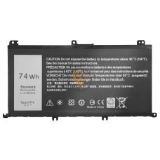Аккумуляторная батарея Dell 357F9 Inspiron 15 7000 4400mahr