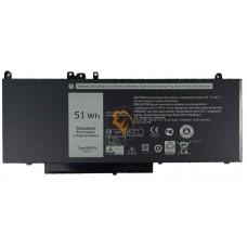 Аккумуляторная батарея Dell G5M10 Latitude E5550 6900mah
