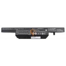 Оригинальная аккумуляторная батарея Clevo W650 W650BAT-6 48.84Wh