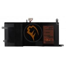 Оригинальный аккумулятор / батарея Clevo P650BAT-4 P650SA 60Wh
