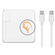 Блок питания Apple 20.3V 4.3A USB Type-C MNF82CH/A 87W