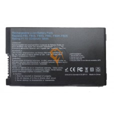 Аккумуляторная батарея Asus A32-F80 5200mAh