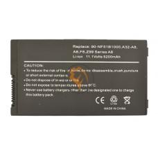 Аккумуляторная батарея Asus A32-A8 5200mAh